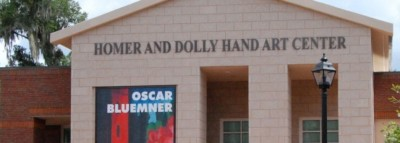 Hand Art Center, hosting exhibition