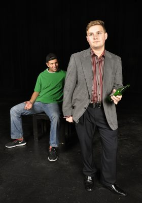 promotional photo one-act
