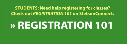 Registration 101