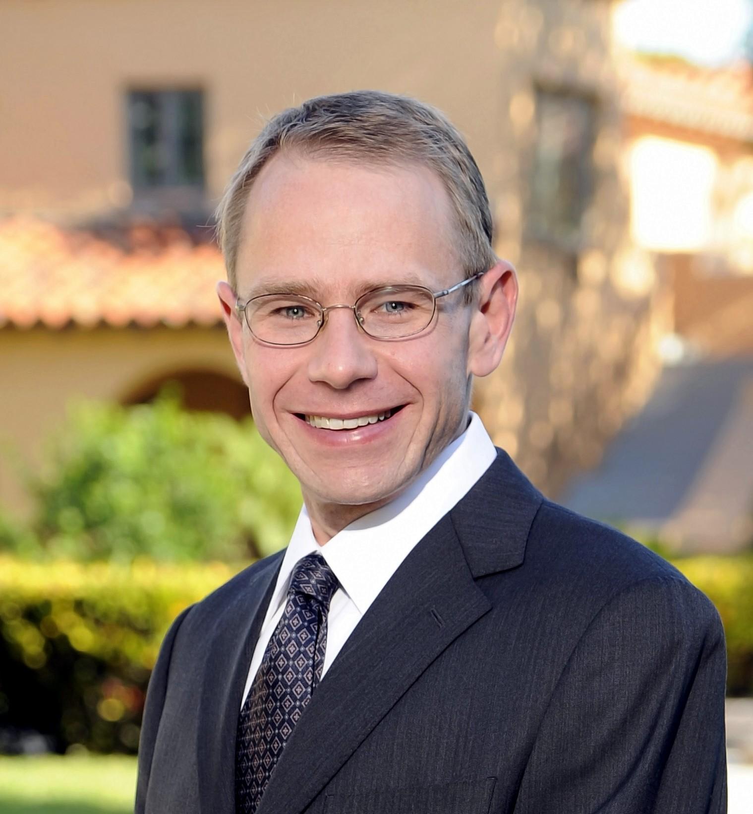 Professor of Law Michael Allen.