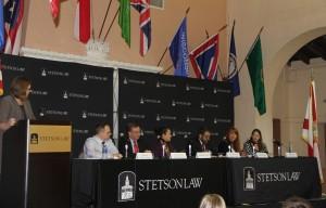 Judicial clerkship panel