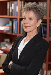 Professor Rebecca Morgan.