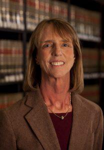 Professor Ann Piccard.