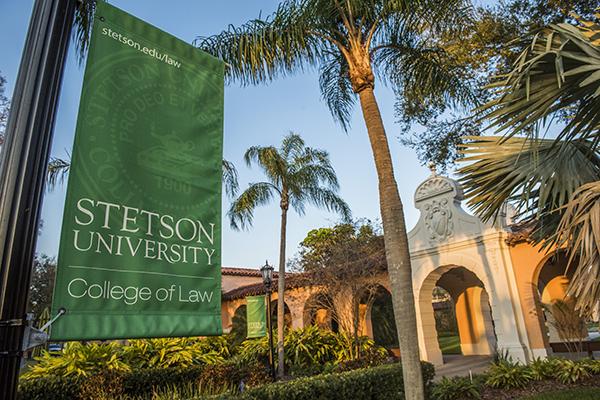 Stetson's Gulfport campus.