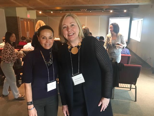 Professor Luz Nagle presented in Canada.