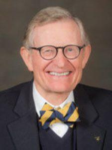 E. Gordon Gee.