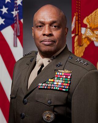 Lt. General Vincent R. Stewart