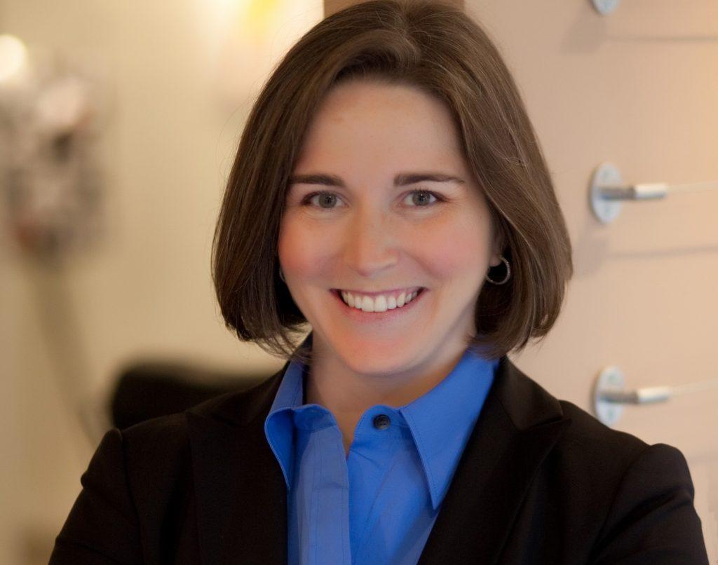Associate Professor Anne E. Mullins.