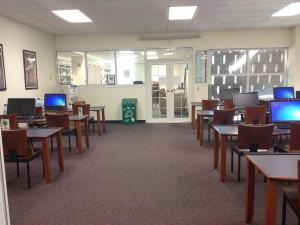 East Room Computer Lab