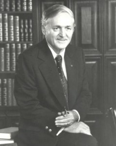 Portrait of President Duncan