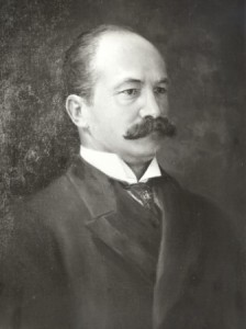 Portrait of President Forbes