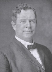 Portrait of President Hulley