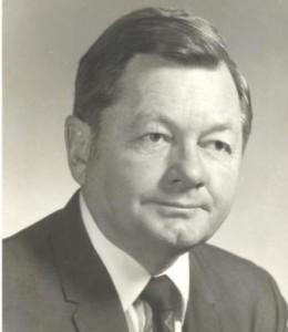 Portrait of President Johns