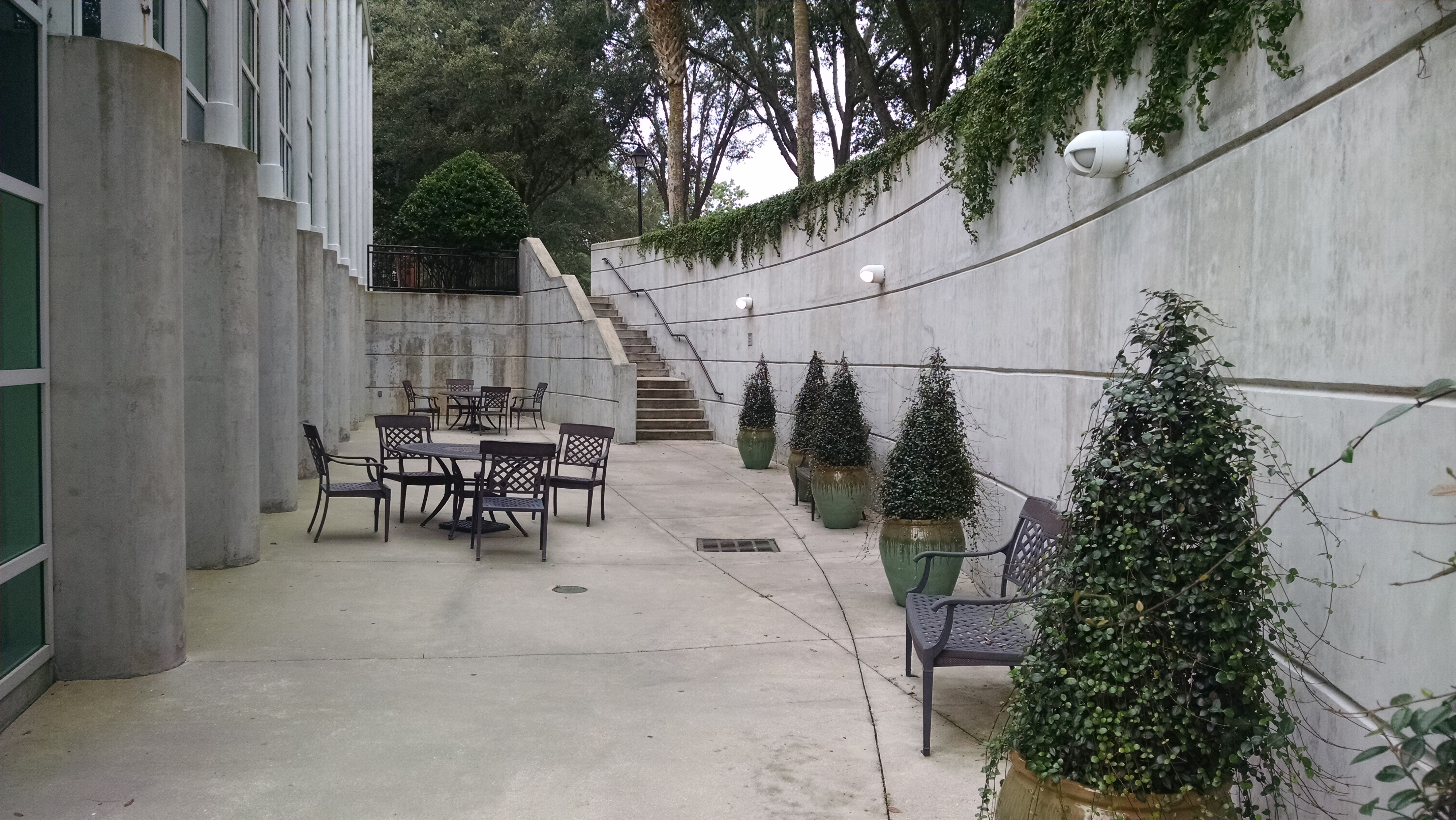 Nemec Courtyard