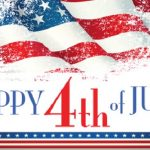 The Library will be CLOSED for July 4th