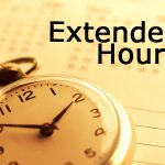 Extended Hours for Finals