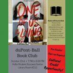 duPont-Ball Book club -