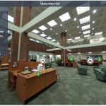 Check Out the Library's New Virtual Tour!