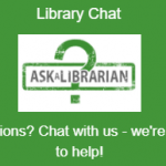 Research Questions? Chat with us
