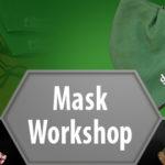 Mask  & Drawstring Bag Workshop