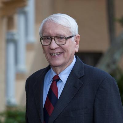 Stetson Law Dean Emeritus Bruce Jacob
