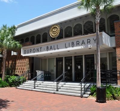 duPont-Ball Library