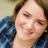 Chelsey Geeting, graduating senior