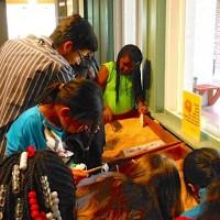 Gillespie Museum-Starke Elementary field trip