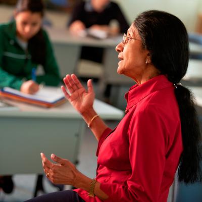 Ramee Indralingam, chemistry professor