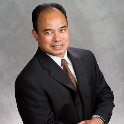 Admissions Exec Director Rodney San Jose