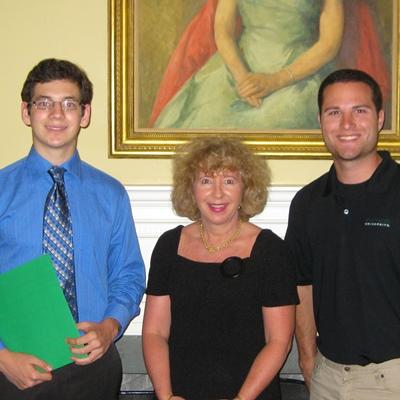 Travel scholarships 2013-Karen Schmitt Roberts
