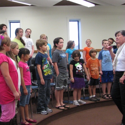 Young Singers Concert 5-16-13