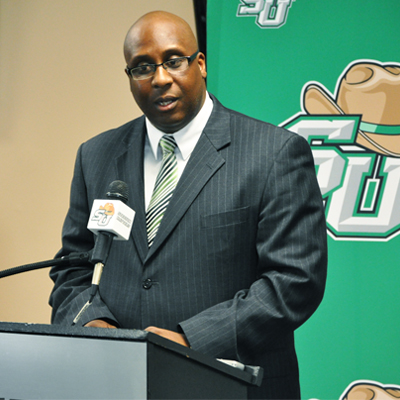 Basketball Coach Corey Williams