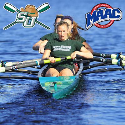 Women's rowing MAAC