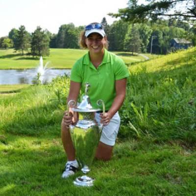 Jenna Hoecker, golfer