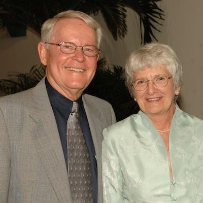 Mark and Lynn Hollis
