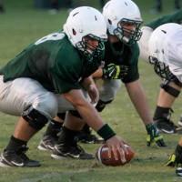 quarterback Kurt Schaller