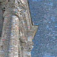Cupola mosaic