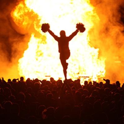 HC bonfire