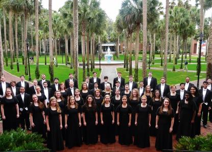 Concert Choir Quad