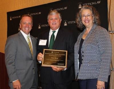 Scott Bruin award