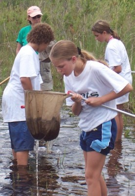 Cherry began her journey in environmental sciences in the HATS program.