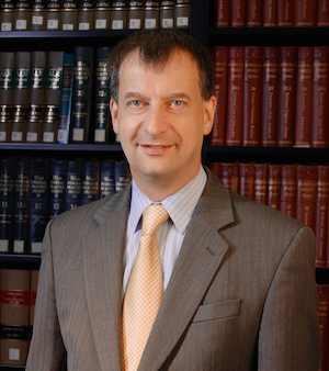 Professor of Law Tim Kaye