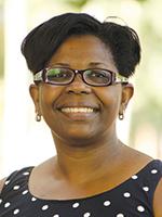 head-and-shoulders image of Dr. Rosalie Richards