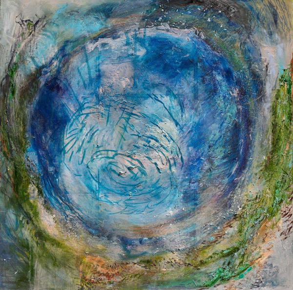 Artwork by Margaret Ross Tolbert, Stetson University