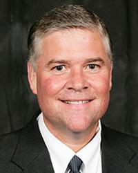Jeff Ulmer, Stetson's vice president for Development and Alumni Engagement