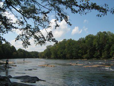 Chattahoochee River in Georgia