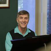 Stetson Associate Voice Professor Craig Maddox