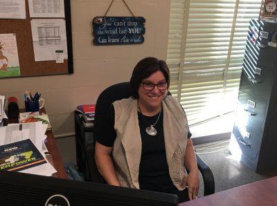 Joyce Mundy, Stetson associate professor of education