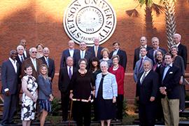 Stetson University Board of Trustees, 2016